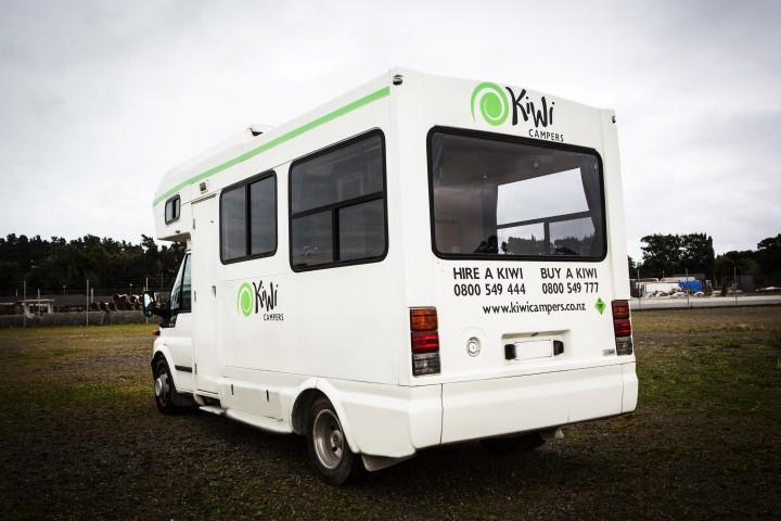 Camper Van And Motorhome Rental In New Zealand Kiwi Campers