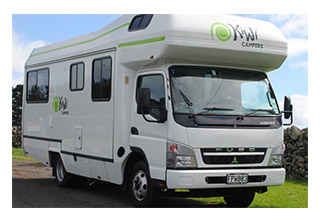Camper Pick Up >> Camper Van and Motorhome Rental in New Zealand - Kiwi Campers